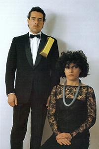 Otto Kunzli '<em>Swiss Gold - The Deutschmark</em>' 1983