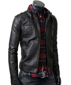 mens-slim-fit-black-leather-jacket