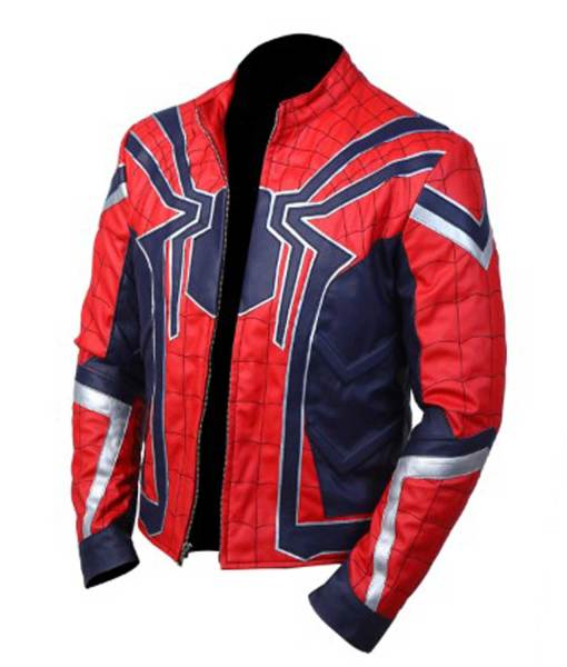 infinity-war-spiderman-jacket