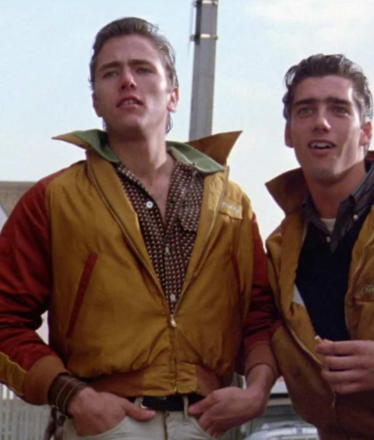 The Wanderers Movie Jacket Men/'s Varsity Letterman Jacket