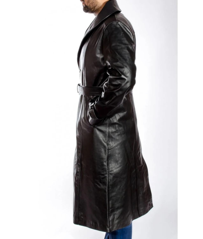 4fd0c5165e3 Mickey Rourke Sin City Coat - Jackets Creator