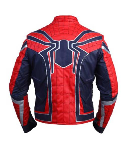spiderman-leather-jacket
