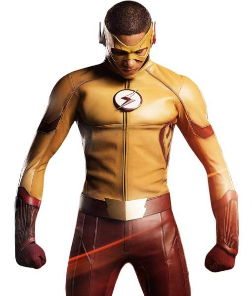 the-flash-s03-kid-flash-leather-jacket