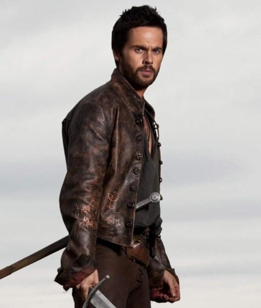 tom-riley-leonardo-da-vincis-demons-leather-jacket