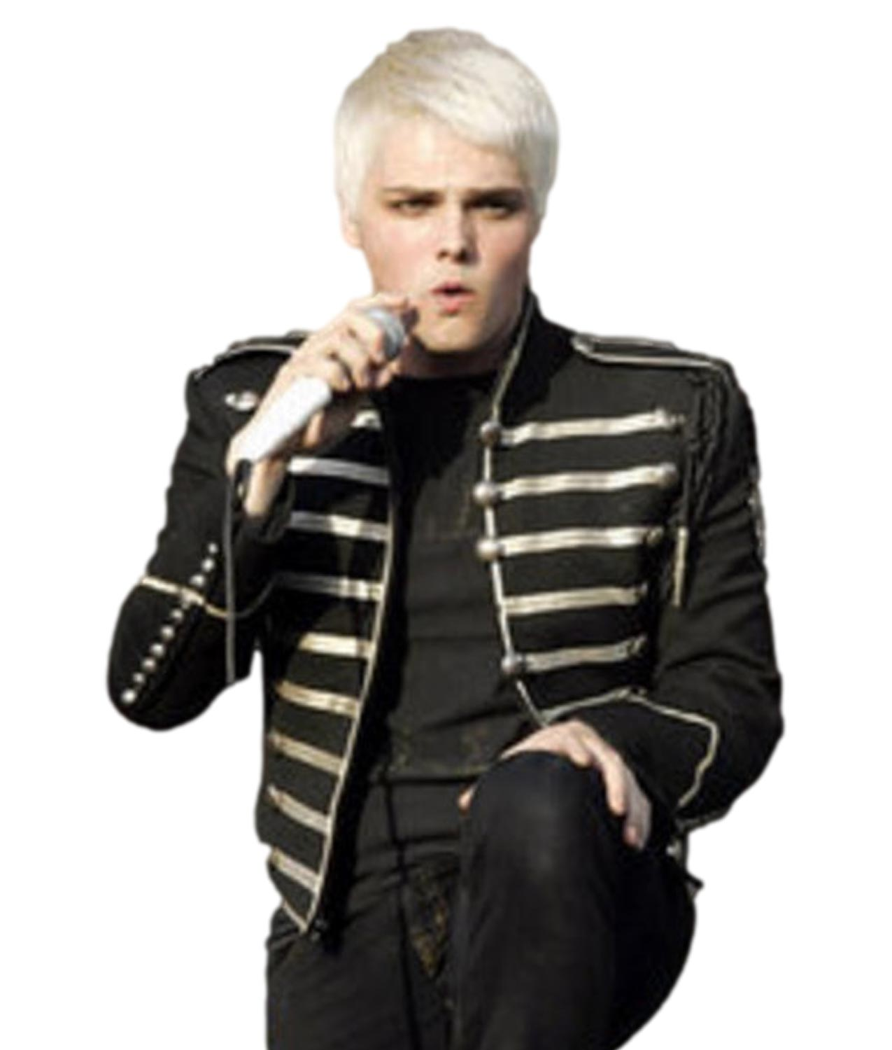 c23f2144b Black Parade Jacket By