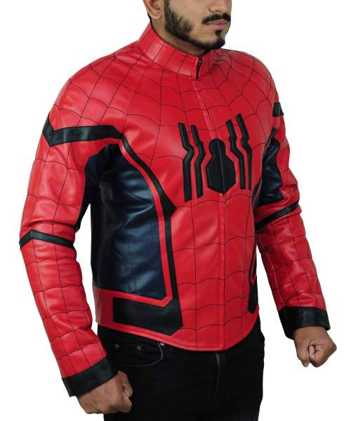 spiderman-leather-jacket
