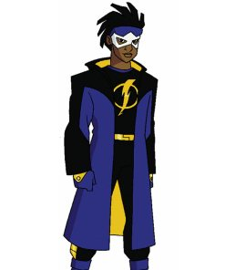 static-shock-jacket