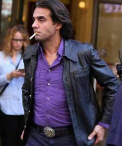 bobby-cannavale-vinyl-leather-jacket