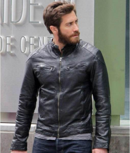 jake-gyllenhaal-enemy-leather-jacket