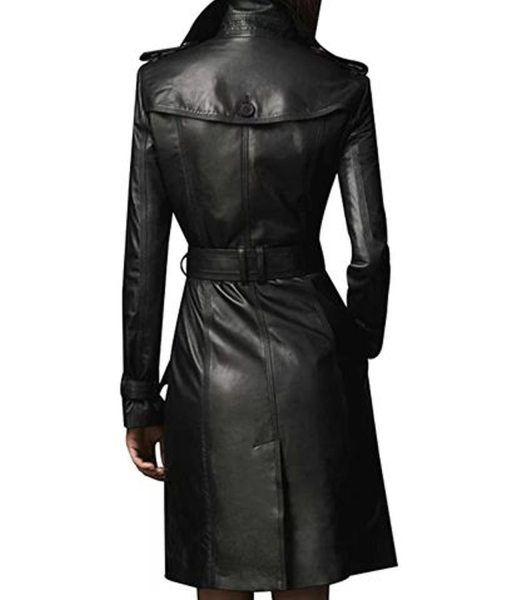 mary-taraji-p-proud-mary-leather-coat