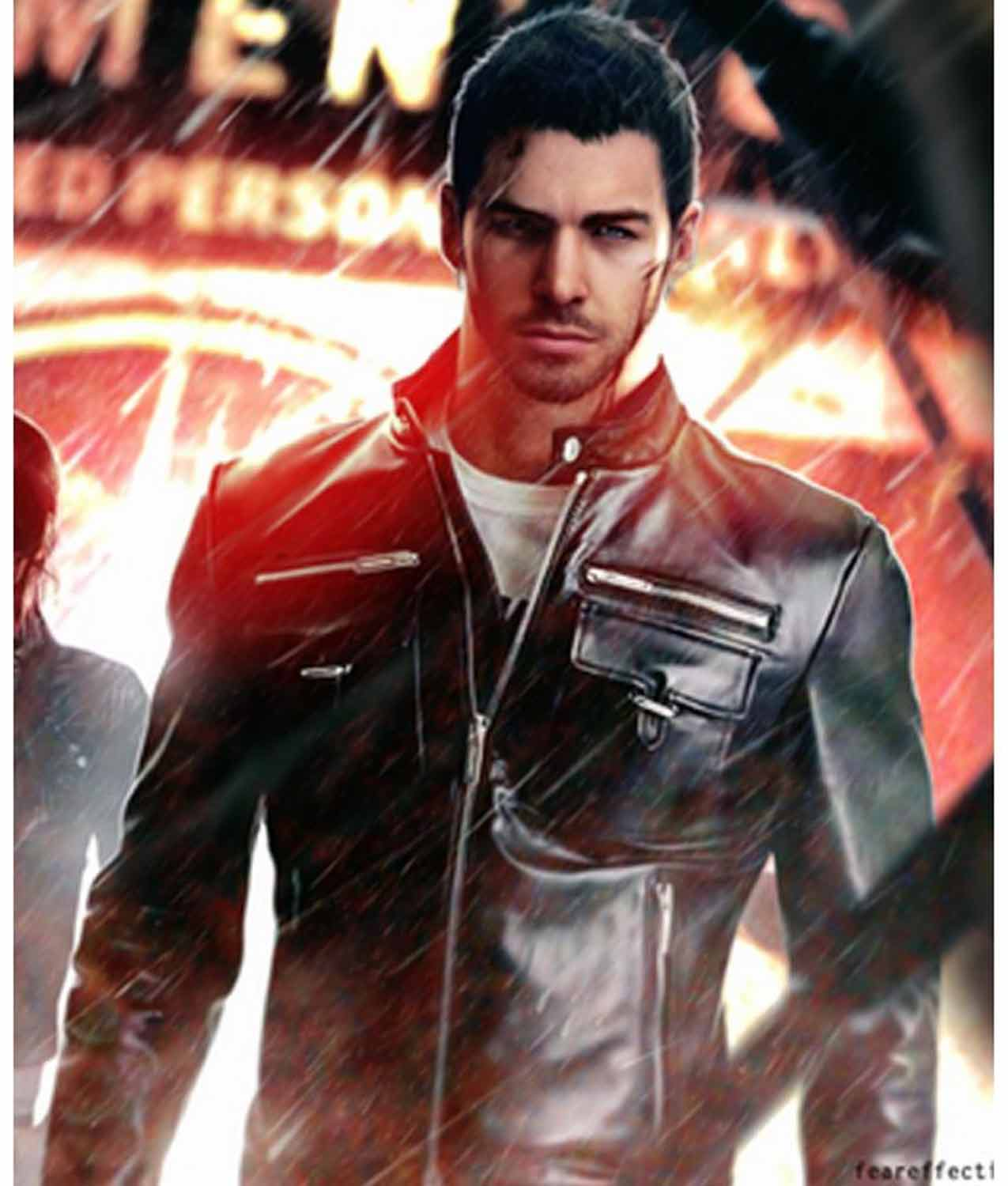 resident evil vendetta chris