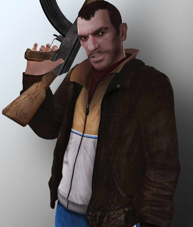Bomber Gta Iv Niko Bellic Jacket Jackets Creator