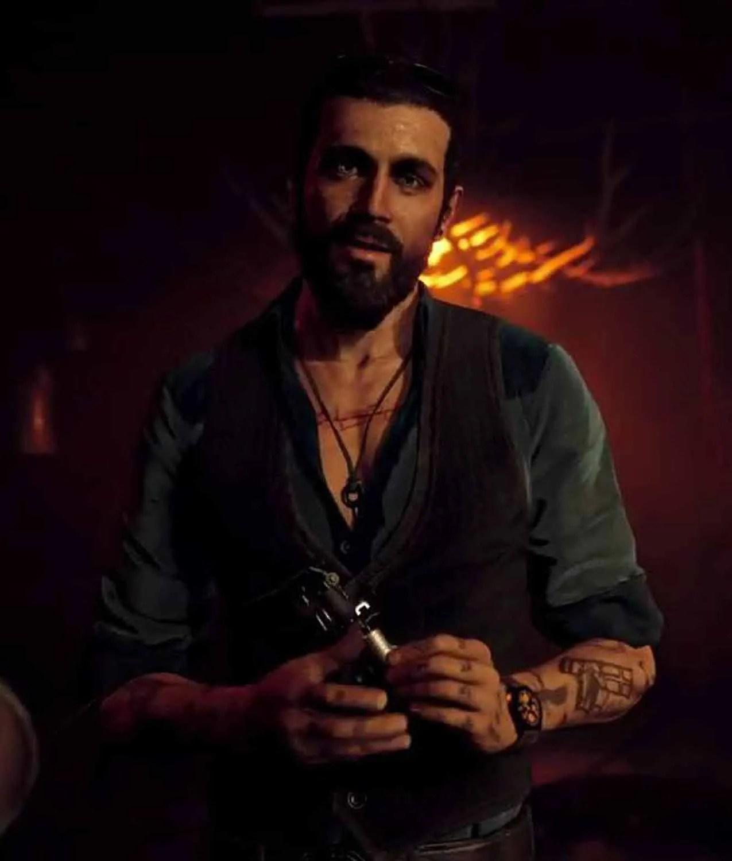 John Seed Far Cry 5 Vest Jackets Creator