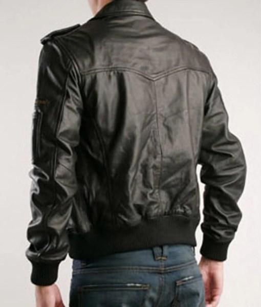 justin-timberlake-bomber-leather-jacket
