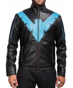 nightwing-leather-jacket