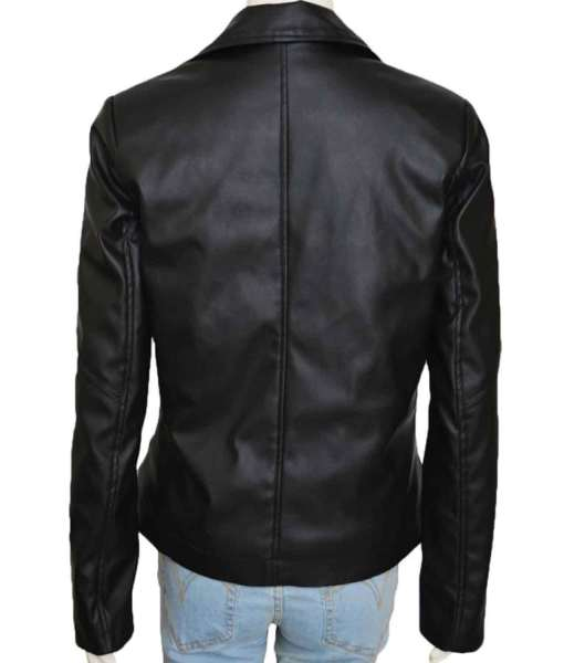 poppy-montgomery-unforgettable-carrie-wells-leather-jacket