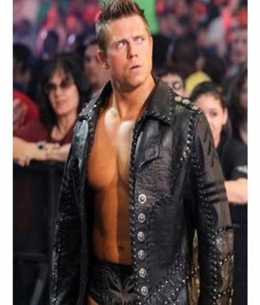 wwe-the-miz-leather-jacket