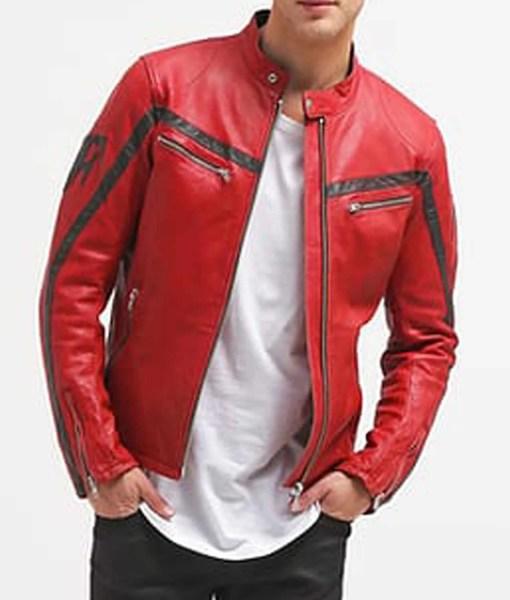 columbus-red-leather-biker-jacket-for-men
