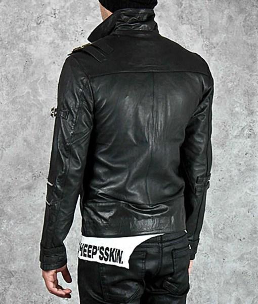 buckle-design-michael-jackson-bad-black-leather-jacket