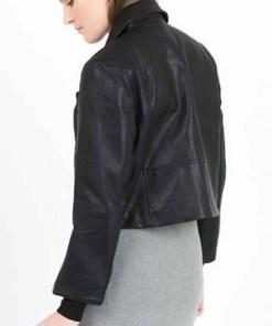 dear-white-people-samantha-white-leather-jacket
