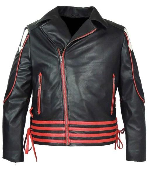 freddie-mercury-black-leather-jacket