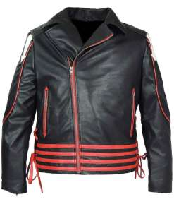 freddie-mercury-black-leather-jacket