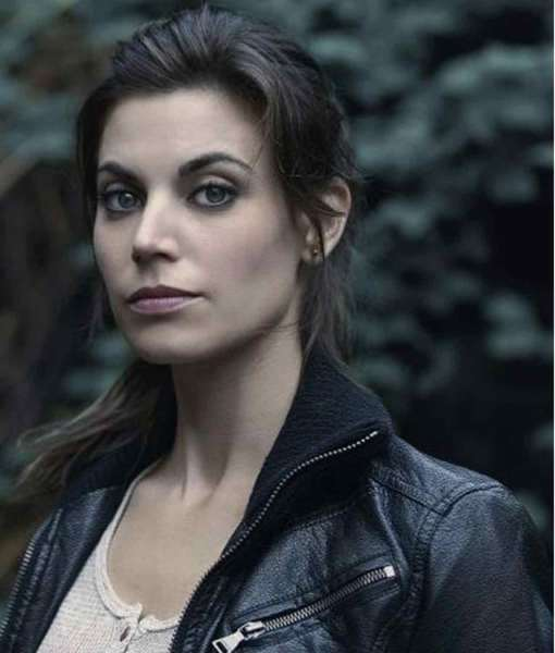 meghan-ory-dead-rising-watchtower-leather-jacket