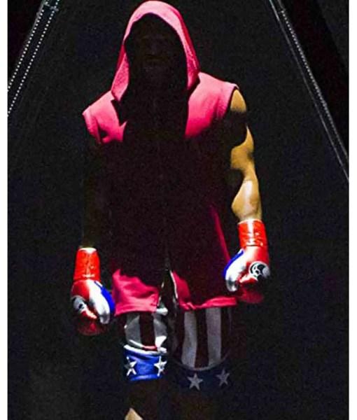 michael-b-jordan-creed-ii-red-hoodie