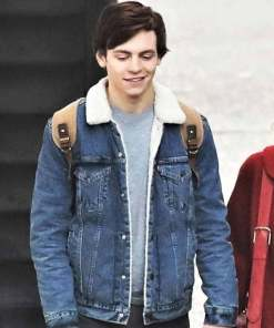the-chilling-adventures-of-sabrina-harvey-kinkle-blue-denim-jacket