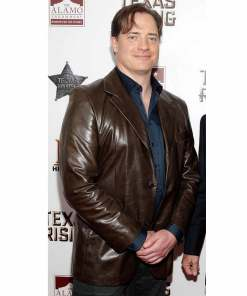 brendan-fraser-leather-jacket