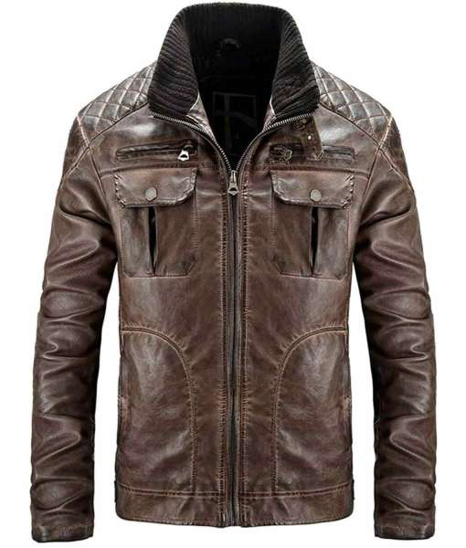 brown-leather-motorcycle-jacket