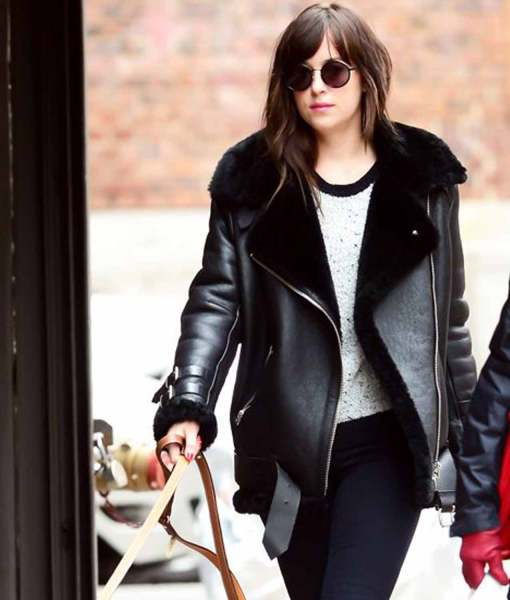 dakota-johnson-shearling-jacket