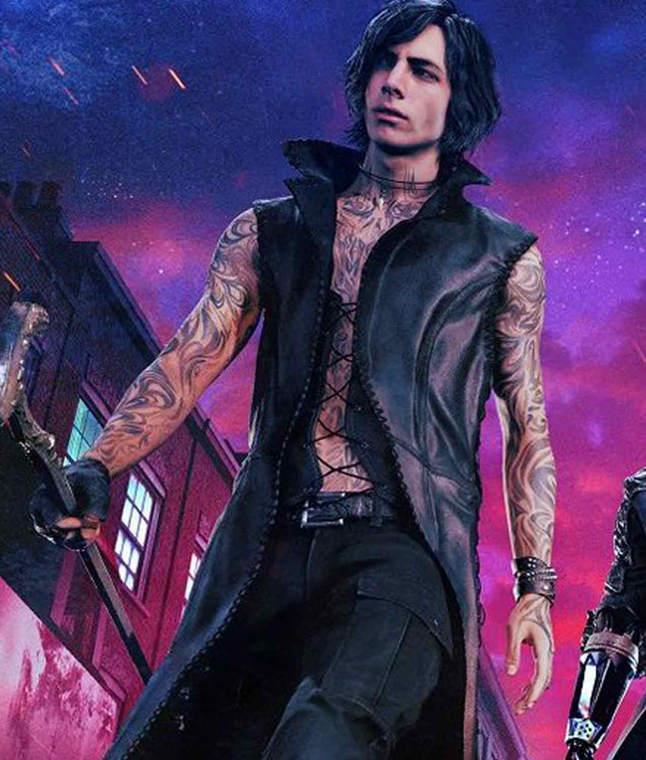Devil May Cry 5: Devil May Cry 5 Kylo Ren Coat