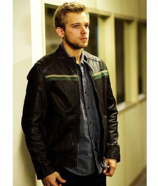 dylan-massett-black-leather-jacket
