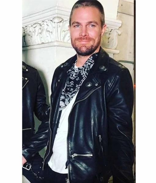 elseworlds-oliver-queen-leather-jacket