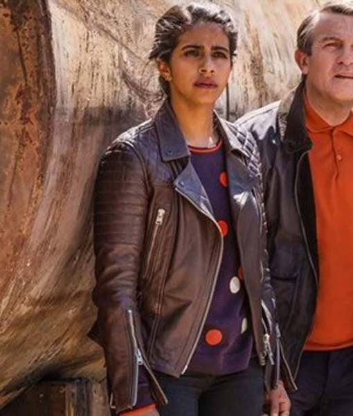 mandip-gill-doctor-who-yasmin-khan-leather-jacket