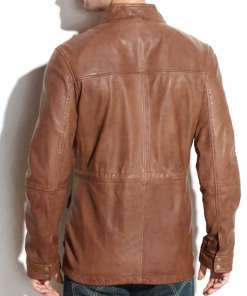 mens-biker-vintage-brown-leather-jacket