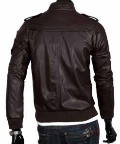 mens-slim-fit-bomber-chocolate-brown-leather-jacket-with-hoodie