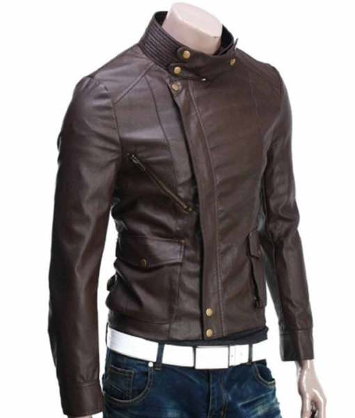mens-slim-fit-brown-leather-jacket