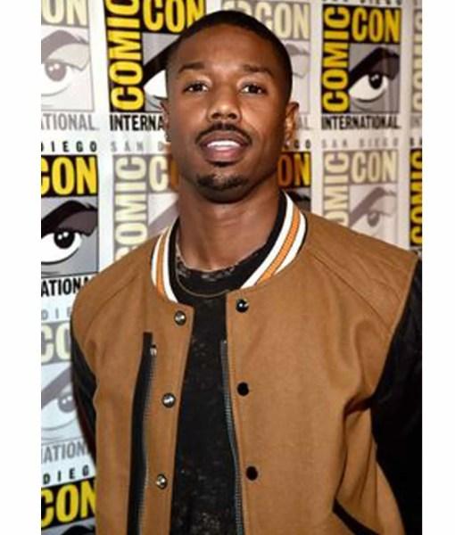 michael-b-jordan-comic-con-varsity-jacket