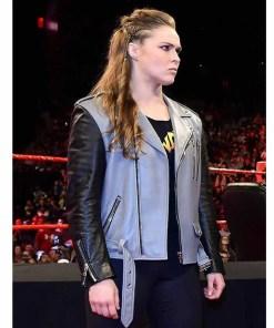 ronda-rousey-leather-jacket