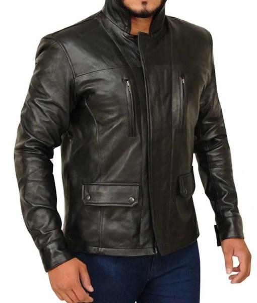 three-leather-jacket