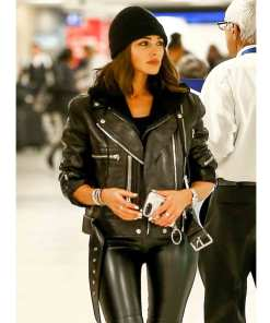 olivia-culpo-leather-jacket