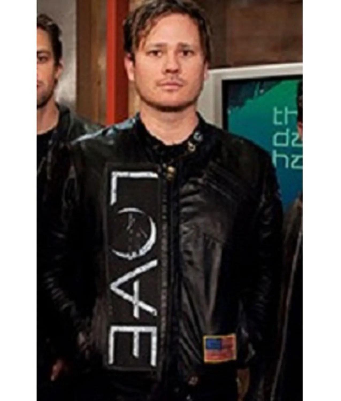 XXS-3XL Angels and Airwaves Love Tom Delonge Stylish Leather Jacket