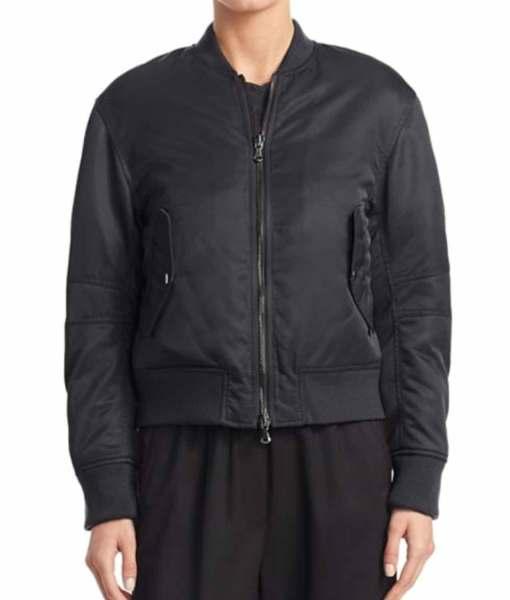 laurel-castillo-black-jacket