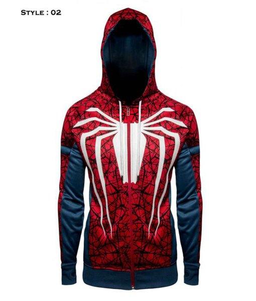 spider-man-hoodie