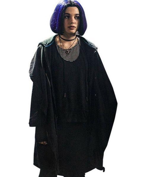 teagan-croft-titans-raven-coat