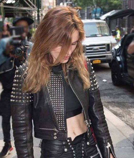 cropped-bella-thorne-studded-leather-jacket