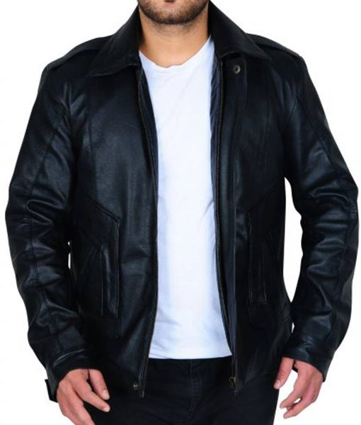 kyle-maclachlan-twin-peaks-leather-jacket