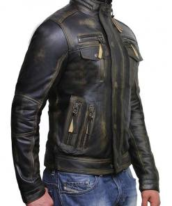 black-waxed-leather-jacket